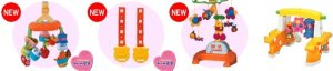 Baby toys- Choice appropriate toys help baby develop