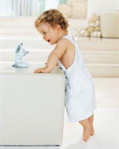Baby learn walk