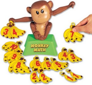 Count toy help baby learn count number