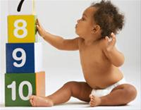 Teach your baby learn counting