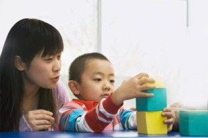 Encourage timely when the child completion of tasks